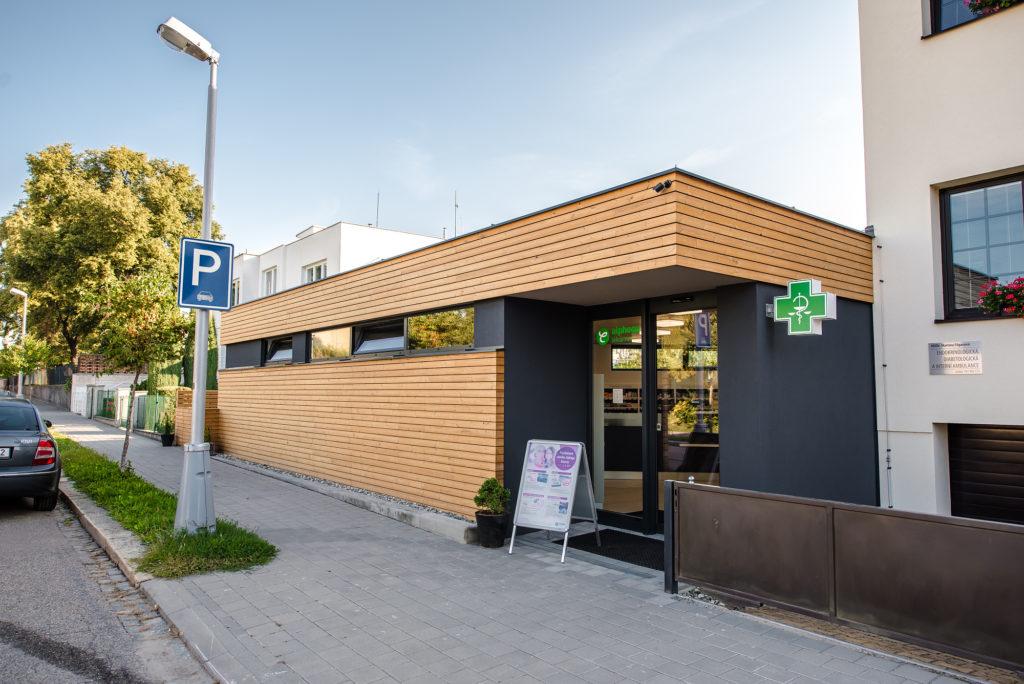 Lékárna Jiráskova ulice, Kroměříž
